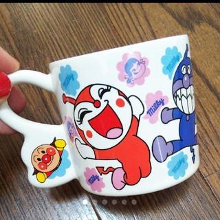 アンパンマン(アンパンマン)のアンパンマン×ペコちゃんマグカップ(マグカップ)