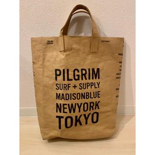 マディソンブルー(MADISONBLUE)のMADISON BLUE × Pilgrim Surf Supply バッグ(トートバッグ)