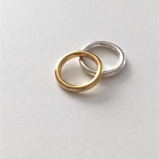 ▫️1点限定▫️Emia volume ring(リング(指輪))
