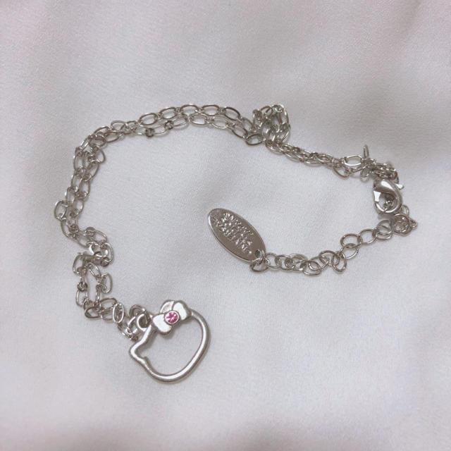 ハローキティ(ハローキティ)のキティ ネックレス レディースのアクセサリー(ネックレス)の商品写真