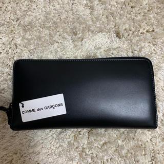 コムデギャルソン(COMME des GARCONS)のコムデギャルソン ジップアラウンド長財布(財布)