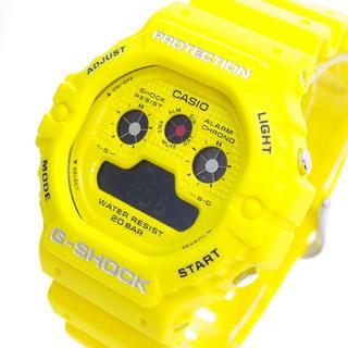 ジーショック(G-SHOCK)のカシオ CASIO 腕時計 メンズ G-SHOCK クォーツ イエロー(腕時計(デジタル))