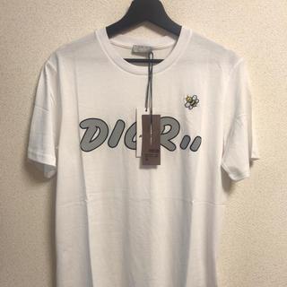 ディオール(Dior)の題名:Dior×kaws ディオールオム カウズ プリントTシャツ XS (Tシャツ/カットソー(半袖/袖なし))