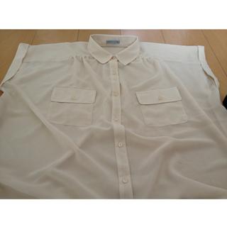 ジーユー(GU)の★ゆるシャツ★(シャツ/ブラウス(半袖/袖なし))