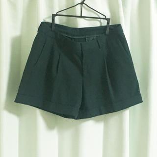 ユニクロ(UNIQLO)の値下げ❗️ 【送料込】 XLサイズ♡グリーン♡ユニクロ ショートパンツ 秋冬(ショートパンツ)