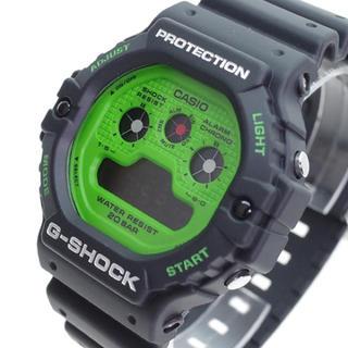 ジーショック(G-SHOCK)のカシオ CASIO 腕時計 メンズ G-SHOCK クォーツ グリーン ブラック(腕時計(デジタル))