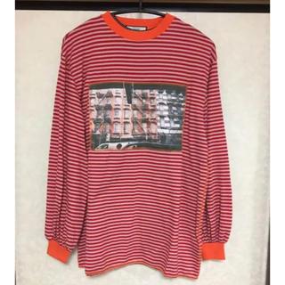 ジュエティ(jouetie)の♡ジュエティ ボーダーフォトロンT(未使用)♡(Tシャツ(長袖/七分))