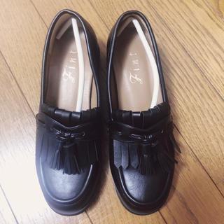 フィント(F i.n.t)のFint タッセル付き ローファー(ローファー/革靴)