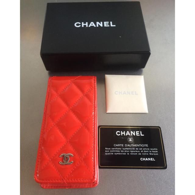 CHANEL - CHANEL シャネル iPhone ケース スマホケースの通販