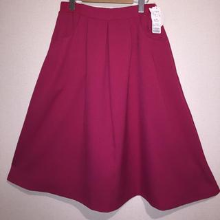 フランシュリッペ(franche lippee)のfranchelippee フランシュリッペ スカート M 新品 未使用(ひざ丈スカート)