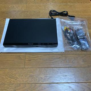 パナソニック(Panasonic)のPanasonic DVDプレイヤー DVD-S500-K(ブラック)(DVDプレーヤー)