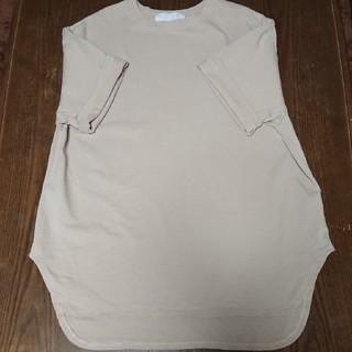 アダムエロぺ(Adam et Rope')のアダム エ ロペ ビッグシルエットTシャツ(Tシャツ(半袖/袖なし))