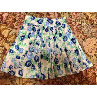 ローリーズファーム(LOWRYS FARM)のローリーズ ファーム 花柄スカート(ミニスカート)