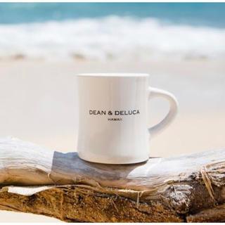ディーンアンドデルーカ(DEAN & DELUCA)の新品 ラスト1点 DEAN&DELUCA ハワイ限定ミリタリーマグカップ(グラス/カップ)