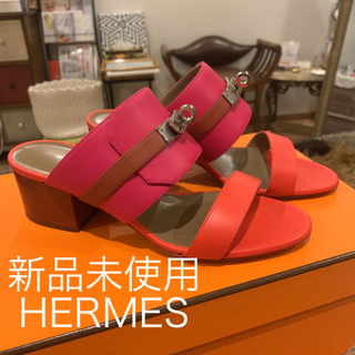 エルメス(Hermes)のエルメス サンダル 36サイズ エルメス箱付き(サンダル)