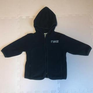ナイキ(NIKE)の80 ナイキ NIKE パーカー ジャンパー フリース 黒 ブラック(ジャケット/コート)
