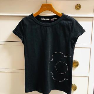 マリークワント(MARY QUANT)のマリークワント❤︎Tシャツ シルバー スタッズ(Tシャツ(半袖/袖なし))