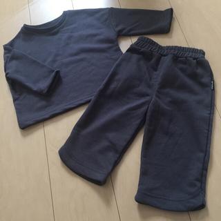 韓国子供服 セットアップ 90(ワンピース)