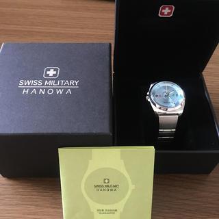 スイスミリタリー(SWISS MILITARY)のSwiss Military  腕時計(電池切れ)(腕時計)