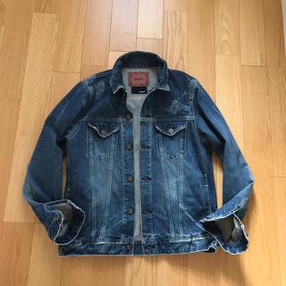 グラム(glamb)のglamb デニムジャケット 日本製 (Gジャン/デニムジャケット)