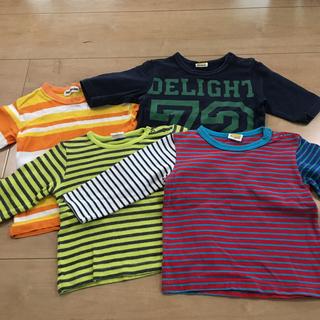 ムージョンジョン(mou jon jon)のムージョンジョン Tシャツ 80 4枚セット(Tシャツ)