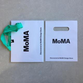 モマ(MOMA)のMoMA ショッパー(ショップ袋)