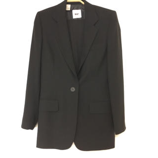 DKNY WOMEN - 【美品】DKNY  ウールジャケット