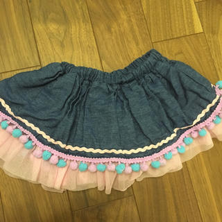 フェフェ(fafa)のパンパンチュチュ スカート Sサイズ(スカート)