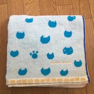 ツモリチサト(TSUMORI CHISATO)のツモリチサト  バスタオル  未使用(タオル/バス用品)