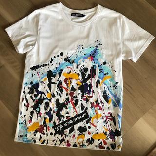 ワンオクロック(ONE OK ROCK)のワンオク Tシャツ タオル(Tシャツ/カットソー(半袖/袖なし))