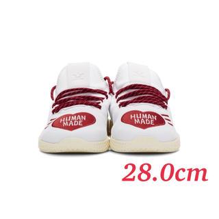 アディダス(adidas)のadidas x Pharrell Williams x Human Made (スニーカー)