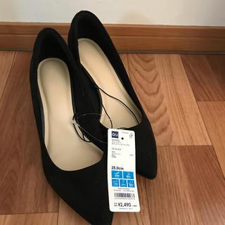 ジーユー(GU)のGU 靴 (ハイヒール/パンプス)