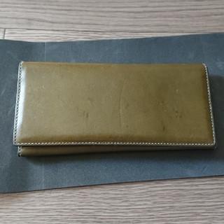 トチギレザー(栃木レザー)の長財布 duende 栃木レザー 多機能 ユニセックス メンズ レディース   (長財布)