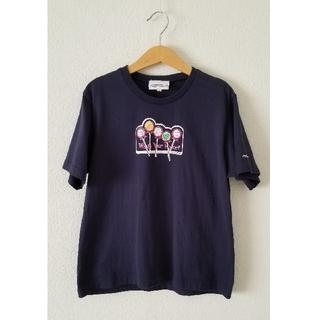 リーボック(Reebok)の【美品】リーボック スポーツ柄半袖Tシャツ(Tシャツ/カットソー)