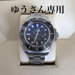 ロレックス(ROLEX)のロレックス シードゥエラーディープシー  Dブルー(腕時計(アナログ))