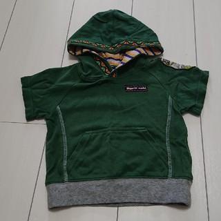 ビケット(Biquette)の半袖パーカー(Tシャツ)