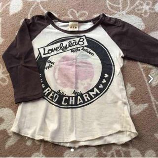 エーアーベー(eaB)のeab可愛いロンT(Tシャツ)