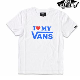 ヴァンズ(VANS)の在庫処分 vans キッズ Tシャツ(Tシャツ/カットソー)