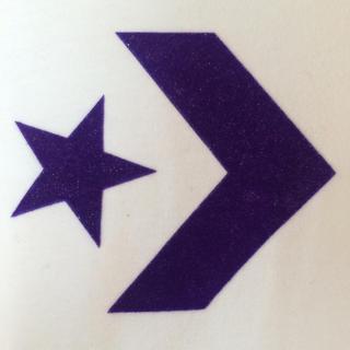 コンバース(CONVERSE)のチンPん●↑●イタリア製CONVERSE Tシャツ★〉(Tシャツ/カットソー(七分/長袖))