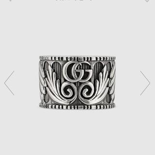 グッチ(Gucci)のGUCCI ダブルGリング&リーフ クリスマス限定価格(リング(指輪))