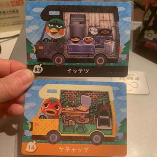 ニンテンドー3DS(ニンテンドー3DS)のニンテンドー3DS amiibo カード(その他)