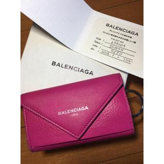 バレンシアガ(Balenciaga)のBALENCIAGA 日本橋高島屋購入6連キーケース(キーケース)