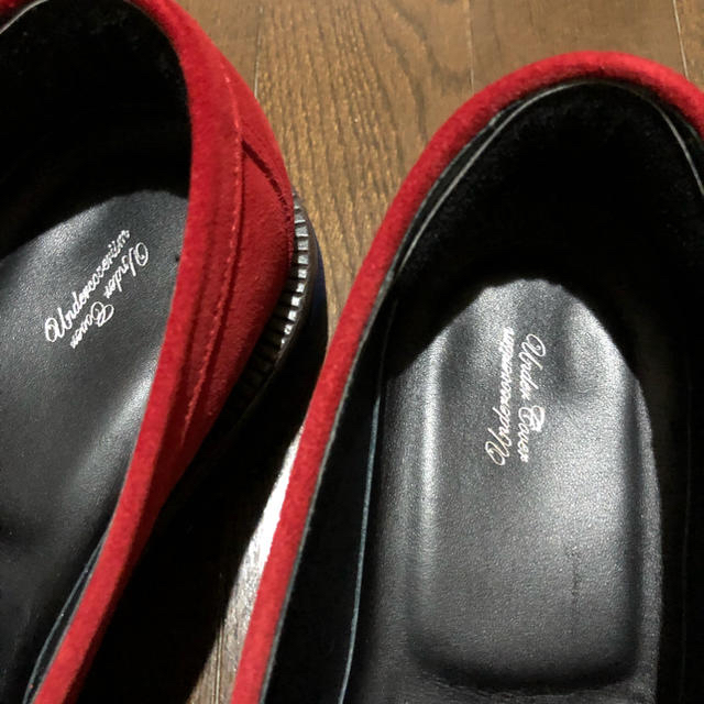 UNDERCOVER(アンダーカバー)のundercover 厚底ローファー メンズの靴/シューズ(ドレス/ビジネス)の商品写真