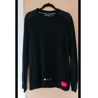 カルバンクライン(Calvin Klein)のCALVIN KLEIN JEANS ワッフル ロングT(Tシャツ/カットソー(七分/長袖))