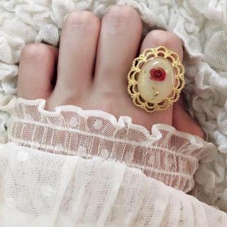 ぐるぐる薔薇リング 2(リング)