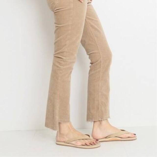 DEUXIEME CLASSE(ドゥーズィエムクラス)のドゥーズィエムクラス EL NIDO FLIPS エルニドフリップ サンダル レディースの靴/シューズ(サンダル)の商品写真