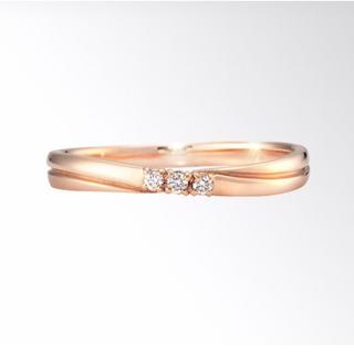 スタージュエリー(STAR JEWELRY)のSTAR JEWELRY/ピンクゴールド/リング/ダイヤモンド (リング(指輪))
