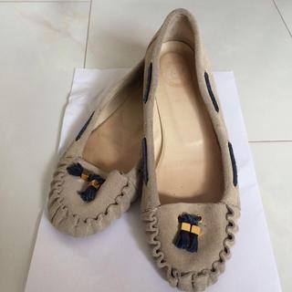 ガリャルダガランテ(GALLARDA GALANTE)のLOUNGEDRESS モカシンシューズ(ローファー/革靴)