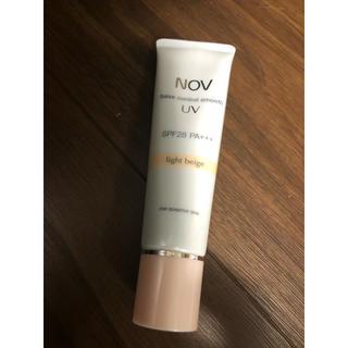 ノブ(NOV)のノブベースコントロールスムースUV(化粧下地)