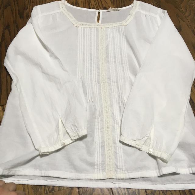 SM2(サマンサモスモス)のサマンサモスモス ブラウス M レディースのトップス(シャツ/ブラウス(長袖/七分))の商品写真